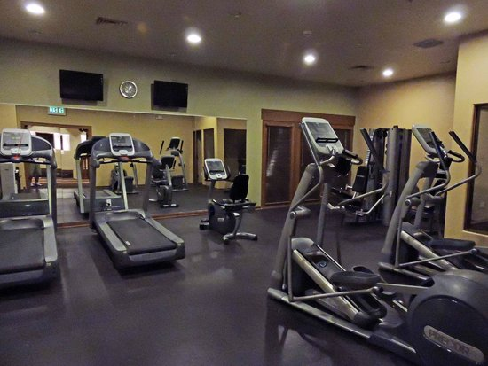 Worldmark by Wyndham Taos: Exercise Room
