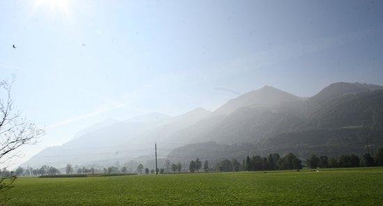 Hotel Rebe: дорога в горы