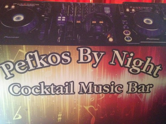 Pefkos By Night Bar