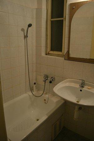 Residence Kralovsky Vinohrad: The Bath