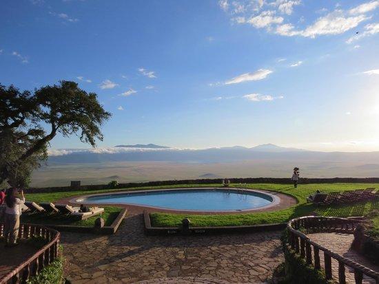 Ngorongoro Sopa Lodge: Beautiful Pool