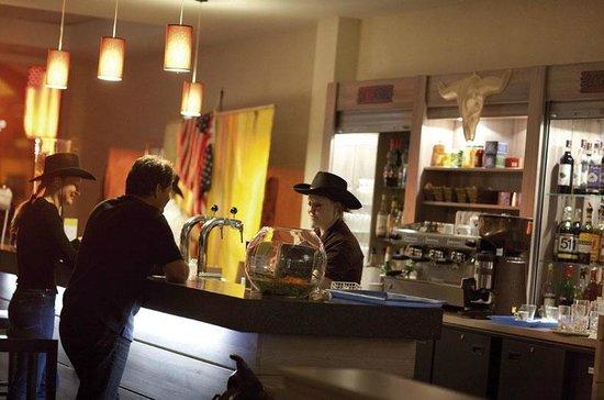 Hotel Club Vacanciel Carqueiranne: Espace bar