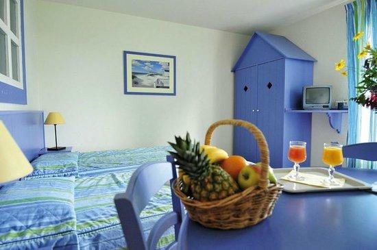 Hotel Club Vacanciel Carqueiranne: Hébergement