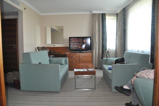 Hilton Garden Inn Hotel Krakow: salon suite