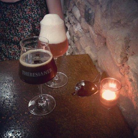 Baguetteria del Fico: Вкуснейшее пиво