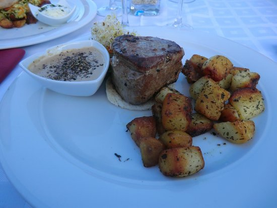 Scarletta's: Prime Fillet Steak