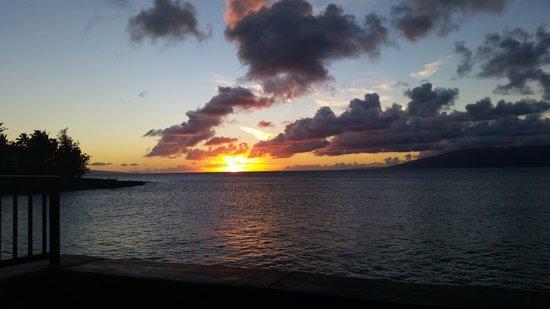 Kahana Sunset: sunset