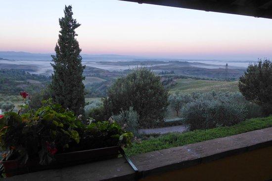 Belmonte Vacanze: вид с балкона