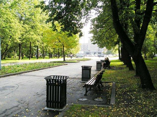 Park of XXII Partsezda