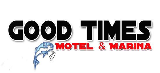 Good Times Motel and Marina: Logo