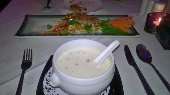 Thai Orchid: Lobster Soup