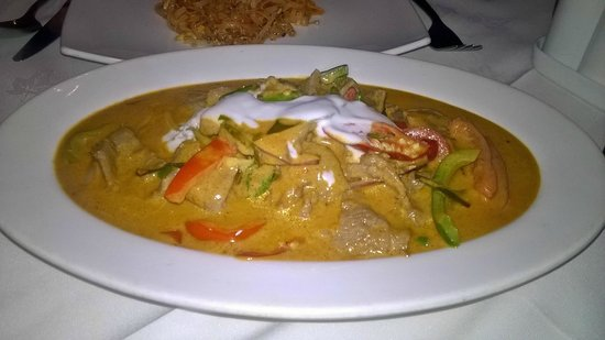 Thai Orchid: Thai Curry