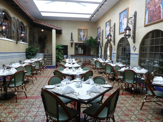 Columbia Restaurant Very Nice Inside Of