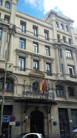Tryp Madrid Atocha Hotel: Entrance