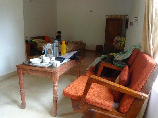 Verdure Wayanad : resort room