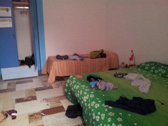 A Casa di Amici Bed and Breakfast: double private