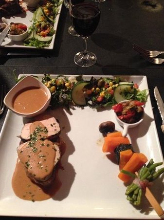 Le Rébenty : my delicious Birthday dinner