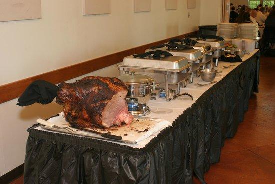 Vittorio's Bona Appetito: Wedding buffet catered by Vittorio's