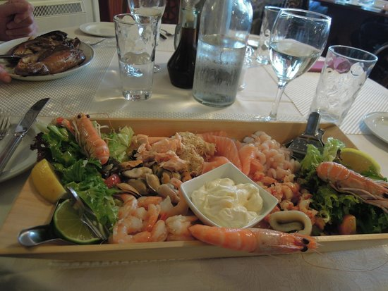 The Craster Seafood Restaurant Delicious Fresh