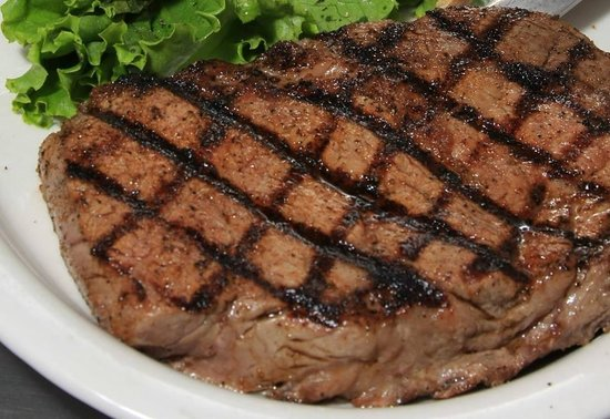 Branding Iron BBQ & Steakhouse: Ribeye