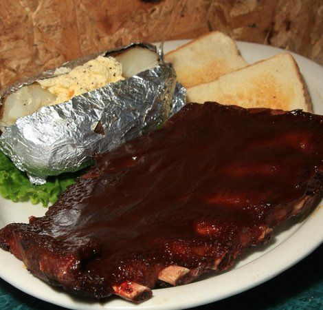 Branding Iron BBQ & Steakhouse: Ribs