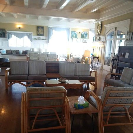 Dalvay by the Sea Hotel: Quiet spot perfect for reading