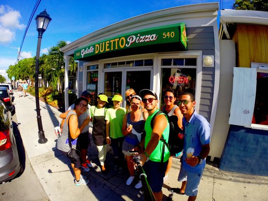 Duetto Pizza and Gelato : Great food, greater service! The waitresses were awesome!