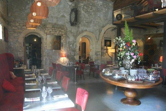 Le bistrot du Moulin : Très bel endroit