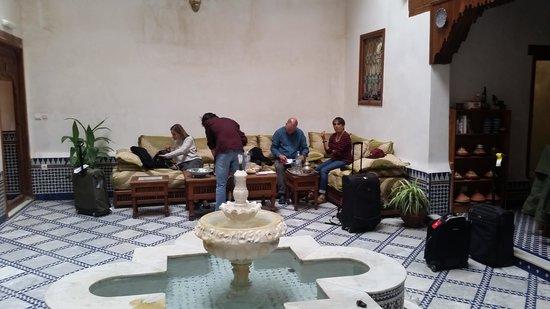Dar Drissi: The Foyer