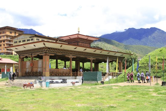 Changlimithang Stadium & Archery Ground