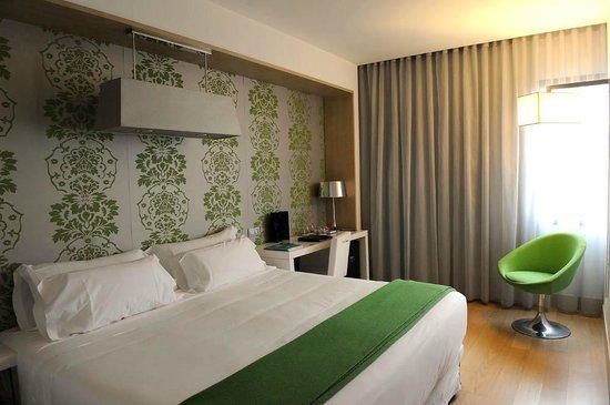 NH Madrid Príncipe de Vergara: Room at Principe de Vergara hotel