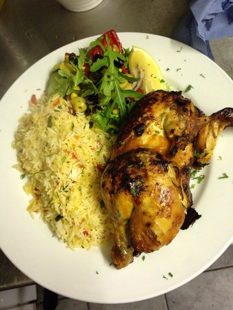 Carpe Diem: Amazing roasted chicken @CarpeDiem