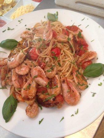 Carpe Diem: Seafood spaghetti .. Yum yum