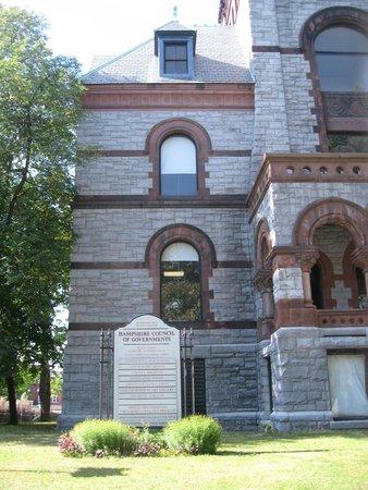 Historic Northampton: More buildings.