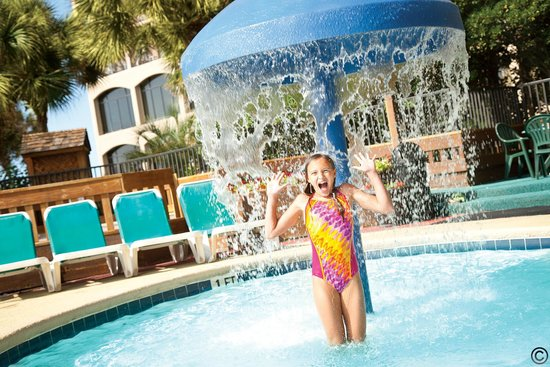 Beach Cove Resort: Fun the Sun!