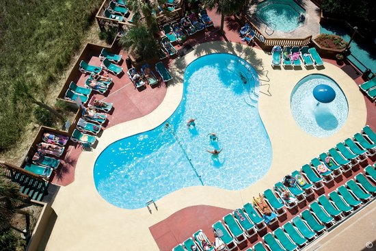 Beach Cove Resort: Outdoor Pool