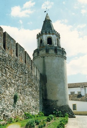Castle of Viana do Alentejo