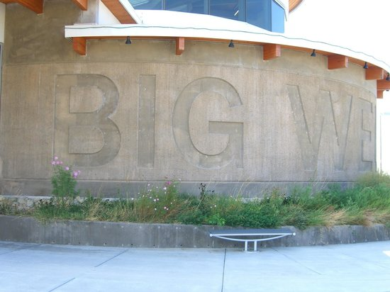 The Big Well: entrance to big well