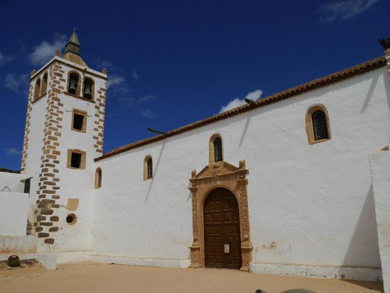 Iglesia Catedral de Santa María de Betancuria: Church at Betancuria