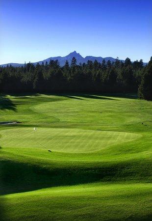 Black Butte Ranch Golf Club: Big Meadow golf course #9