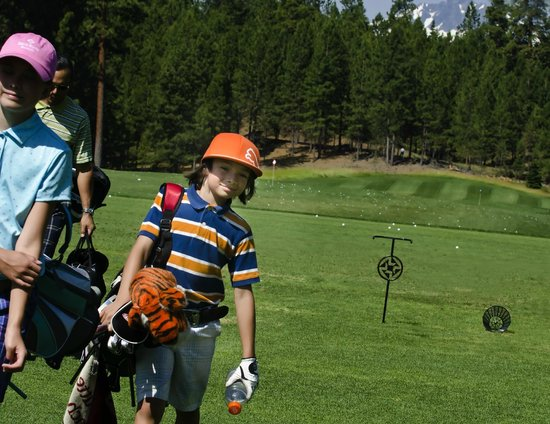 Black Butte Ranch Golf Club: Kid Friendly golf programs