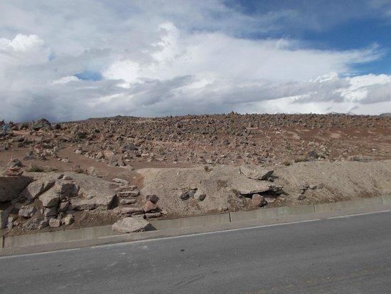 San Miguel Viewpoint: barren
