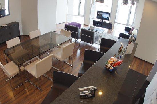 Plaza Suites Mexico City: Habitación
