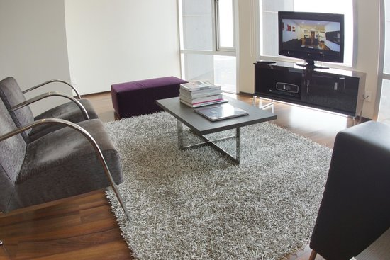 Plaza Suites Mexico City: Estancia