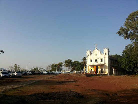 Monte Hill, Margao