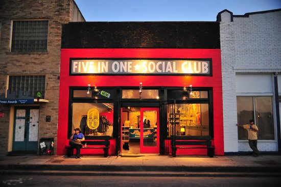 Five in One Social Club