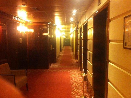 UNA Hotel Scandinavia: Lobby