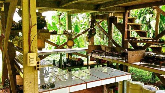 Bolita Hostel : Kitchen