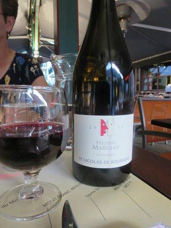 Le Monchu: Our wine
