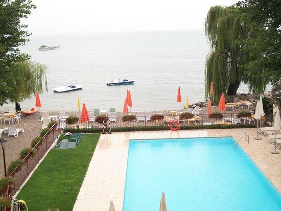 Astoria Lido: Pool/Seezugang